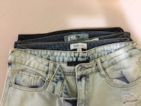 5 pairs of jeans for $25 Des Moines, 50317
