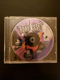 Road Rash for PS1