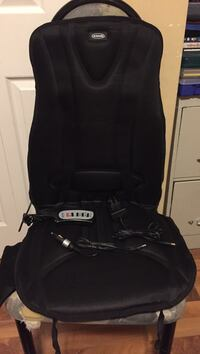 Seat/Back Massager with heat Gatineau, J9H