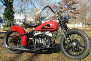 Special motorcycle for that special person