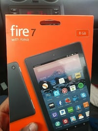 Amazon Fire 7 box Austin, 78753