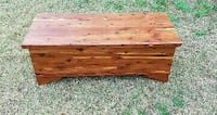 rectangular brown wooden coffee table Cottageville, 29435