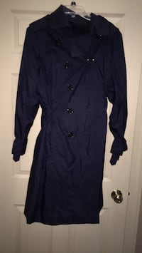 Woman's rain coat with zip out lining size XL Frankfort, 60423