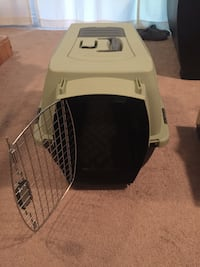 Beige and black pet carrier Waterloo, N2J 4Y9