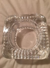 Clear cut glass bowl.. Indianapolis, 46268