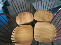 4 dining chairs Waldorf
