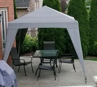 Outdoor Shade Tent/Gazebo Hamilton