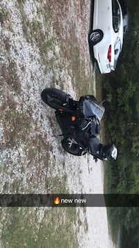 Black and gray motor scooter Mc Leansville, 27301