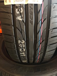 Tires 195/45R15  Homestead, 33033