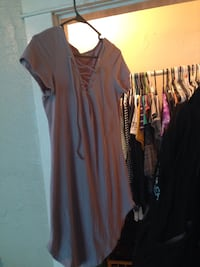 women's black and brown dress Enid, 73701
