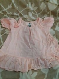 girl's pink sleeveless dress Toronto, M1K 4H7
