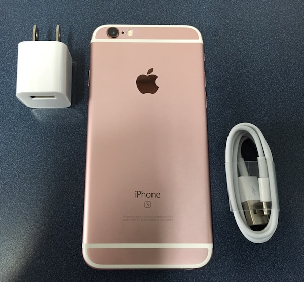 the latest 7ffa9 90a0f 64GB Rose Gold(Pink) iPhone 6s - Factory Unlocked