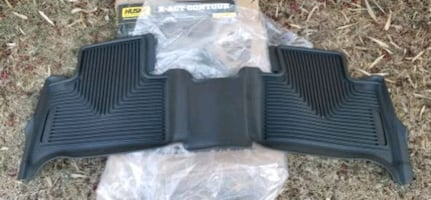 ($60) HUSKY LINERS  For 15-18 Colorado / Canyon 2nd Seat Floor Liner