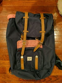 Navy Blue Herschel Backpack Washington, 20002