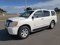 2006 Nissan Armada LE 4WD Only 85K Miles - FULLY LOADED! Norfolk