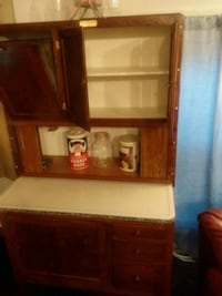 brown wooden cabinet with mirror Baltimore, 43105