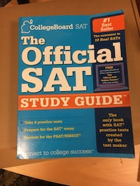 The Offical SAT Study Guide! New York, 10312
