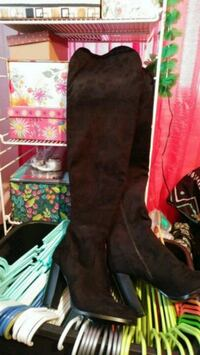Black thigh high boots brand new Ocala, 34474