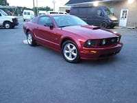 2007 Ford Mustang GT Deluxe 2D Coupe Fredericksburg