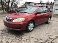 2006 Toyota Corolla CE/Automatic/4 Cylinder/AS IS SPecial Scarborough, ON M1J 3H5, Canada