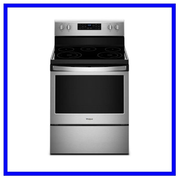 Scratch & Dent Whirlpool 5.3 cu. ft. Electric Range WFE525S0HZ