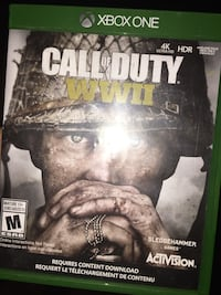Call of Duty World War 2 // Trades for ps4 edition // Toronto, M6N