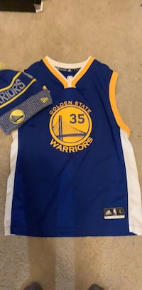 Golden State Kevin Durant jersey Houston, 77002