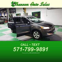 2016 Ford Escape SE Manassas
