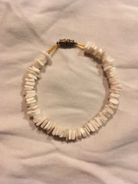 White and brown beaded bracelets East Haven, 06512