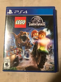 LEGO Jurassic world for ps4 Calgary, T1Y 4E5
