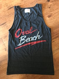 black and red tank top Columbus, 43214