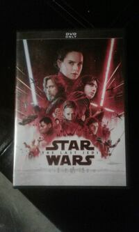 Star wars dvd Winnipeg, R3E 1W3