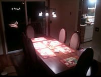 Arhaus table and 8 chairs Massillon, 44646