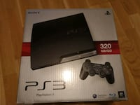 PlayStation 3 320 GB + mando original + 6 juegos Madrid, 28031