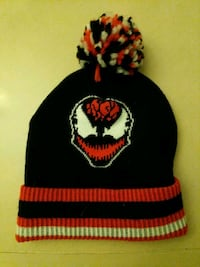 black and red knit cap Toronto, M1C 1J3