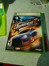 Need for Speed Hot Pursuit Xbox 360 game case Winnipeg, R2L 0R2