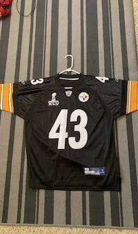 Troy Polamalu Steelers super bowl jersey edition Lincoln, 68510