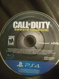 Call of duty infinte warfare only want $40