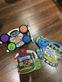 Educational and Musical Toy Set