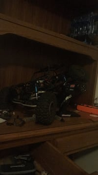 Axial wraith brushless lots of mods Pea Ridge, 72751