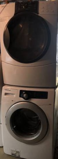 Stackable washer and dryer set Atlanta, 30327