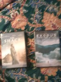 brand new DVDs 2 total