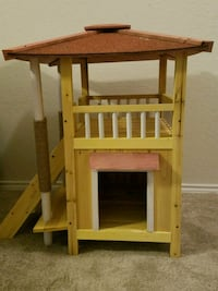 Indoor small dog house. Brand New. Garland, 75044