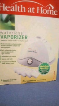 Waterless vaporizer Brampton, L6S 3C7