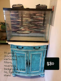 35 gallon tank with stand and more!  Winter Park, 32792