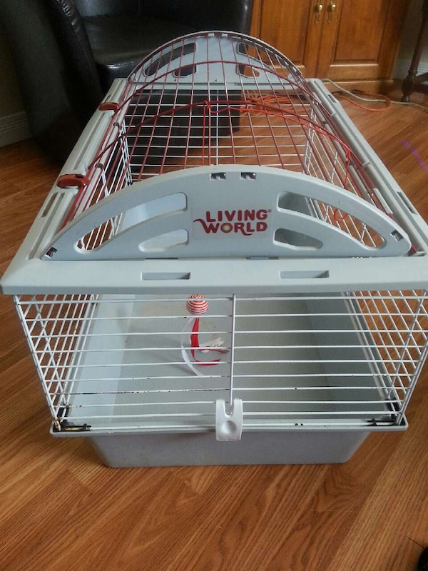 Living World small rodent cage