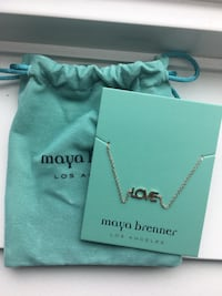 Rose Gold Maya Brenner Love Bracelet North Vancouver