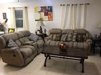 Couch and Love Seat Hialeah, 33010