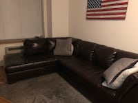 DuraBlend Leather Sectional from Ashley Jersey City, 07302