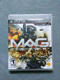 MAG (Sony PlayStation 3, 2010) PS3 Complete Redding, 96003